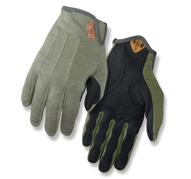 D WOOLCYCLING GLOVES
