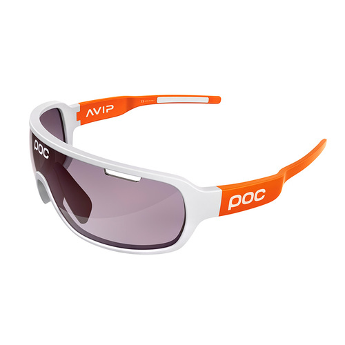 POC DO BLADE AVIP H.WHITE/Z.ORANGE