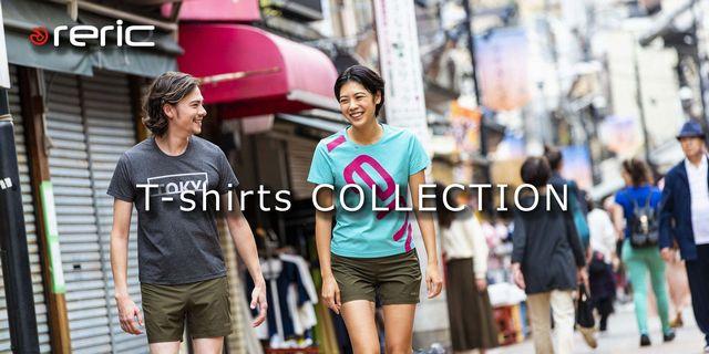 reric 夏のTシャツ コレクション
